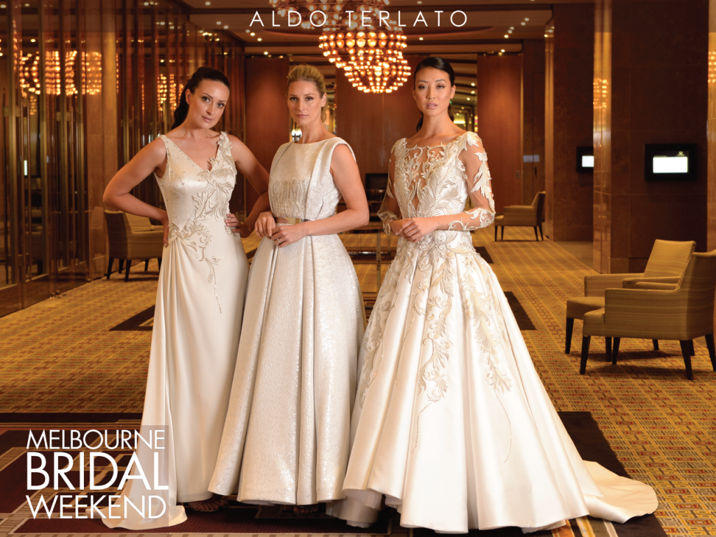 Melbourne Bridal Weekend 2016 PhotoShoot Exclusive!