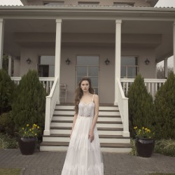 Avara Polak and The Coordinated Bride 1
