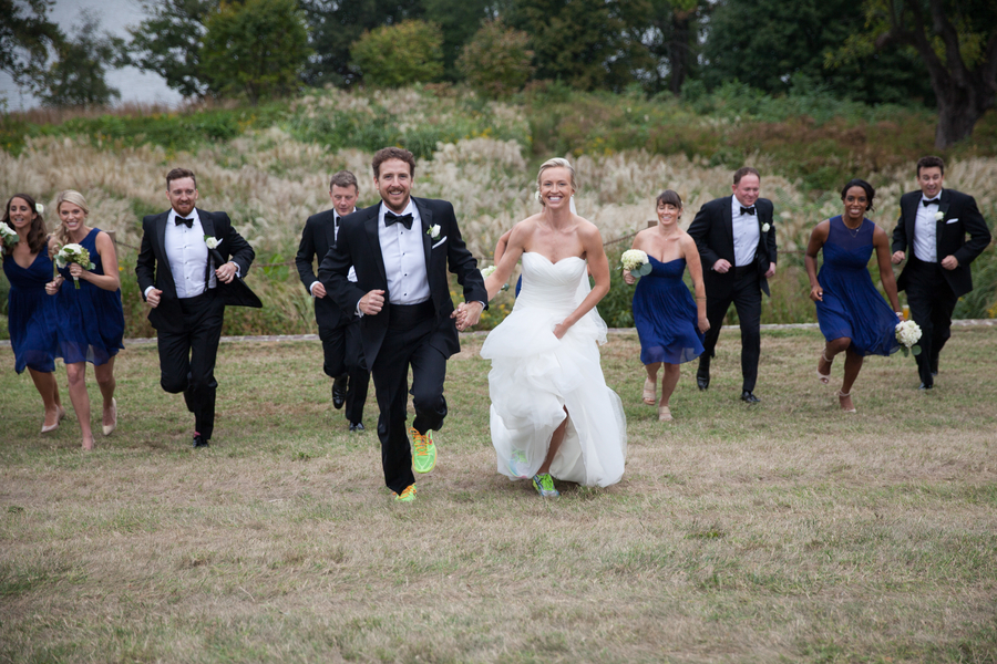 Romantic River Farm Wedding in Virginia