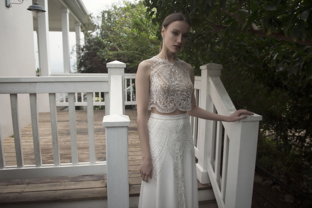 The Coordinated Bride Arava Polak 2016 collection 10