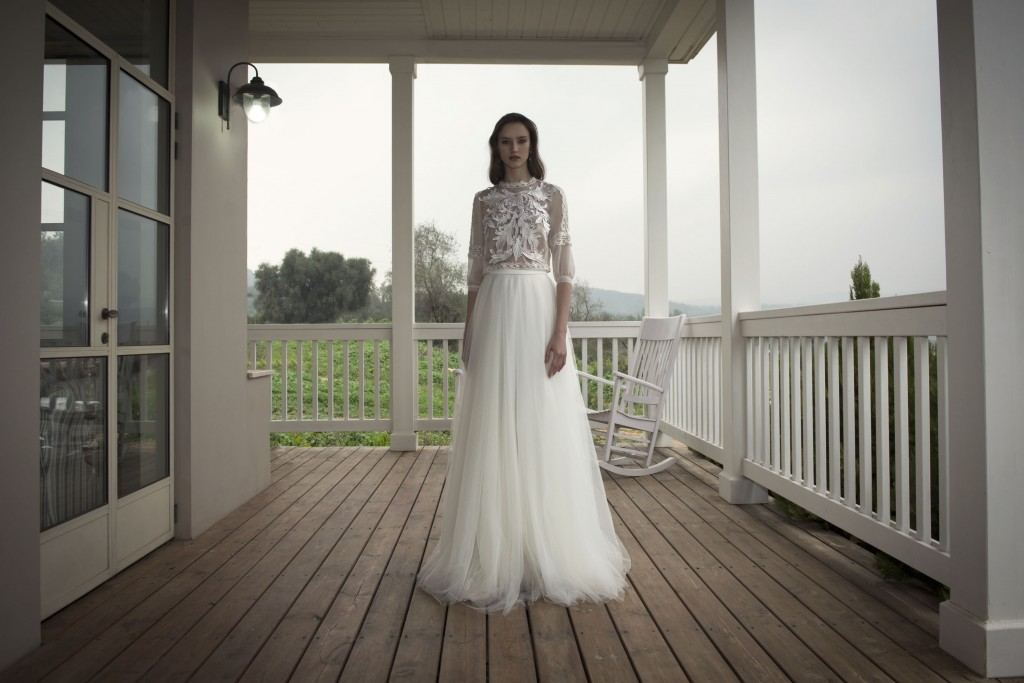 The Coordinated Bride Arava Polak 2016 collection 12