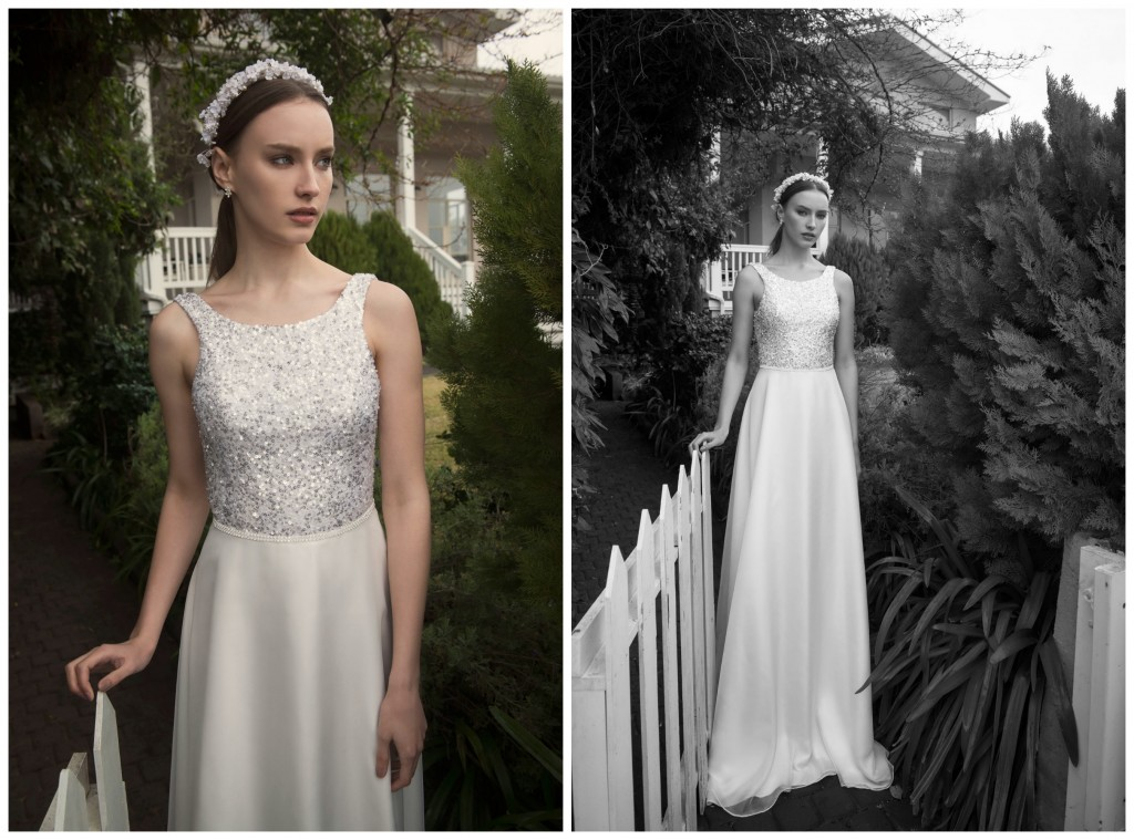 The Coordinated Bride Arava Polak 2016 collection 14