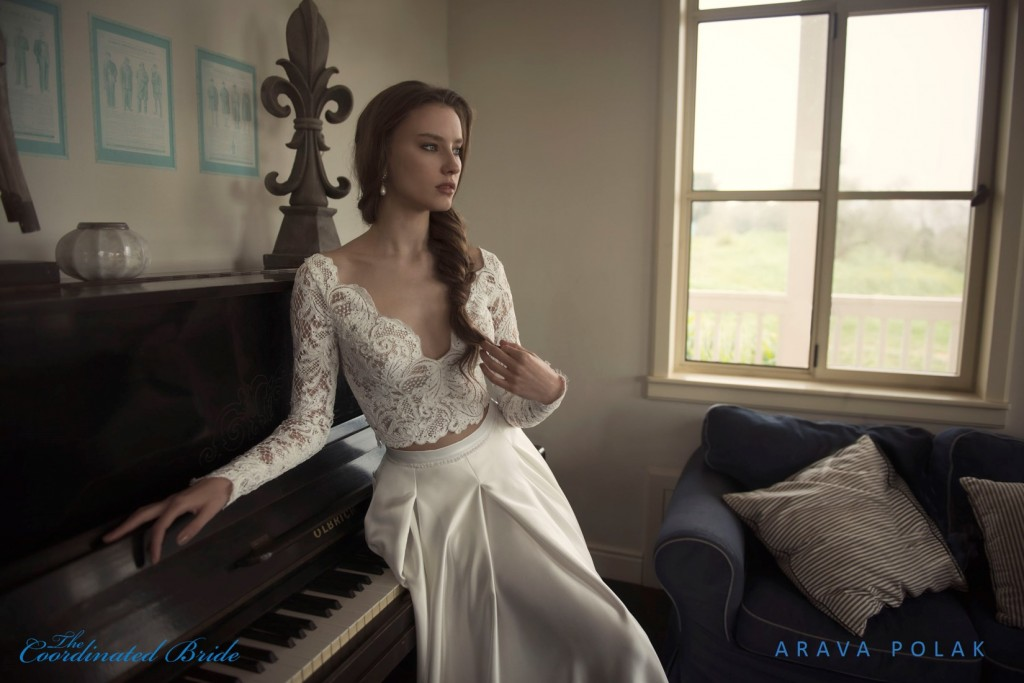 Arava Polak Bridal 2016 Collection