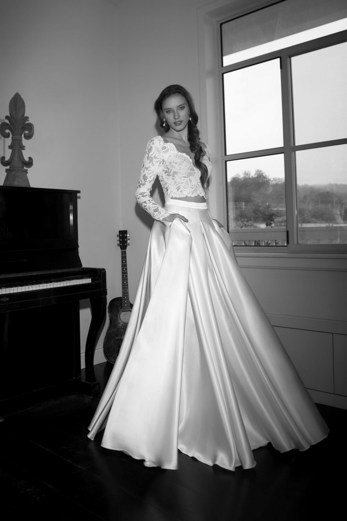 The Coordinated Bride Arava Polak 2016 collection 21