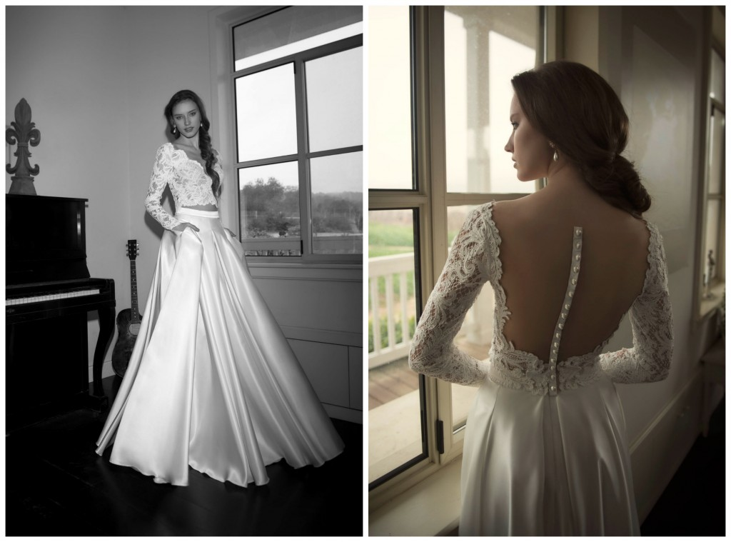 The Coordinated Bride Arava Polak 2016 collection 21.
