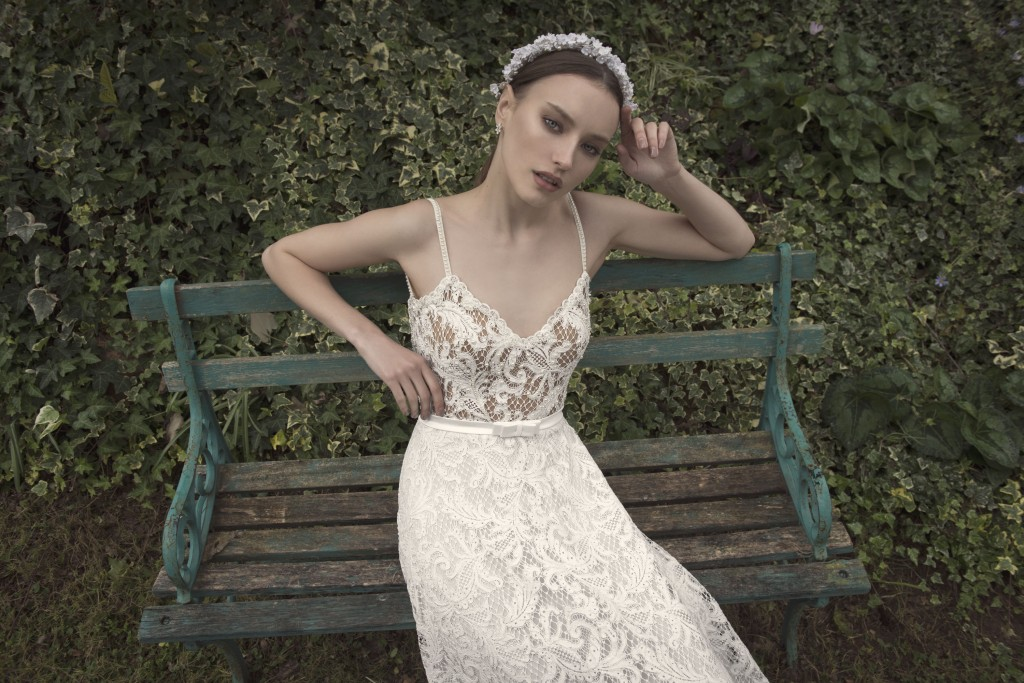 The Coordinated Bride Arava Polak 2016 collection 24