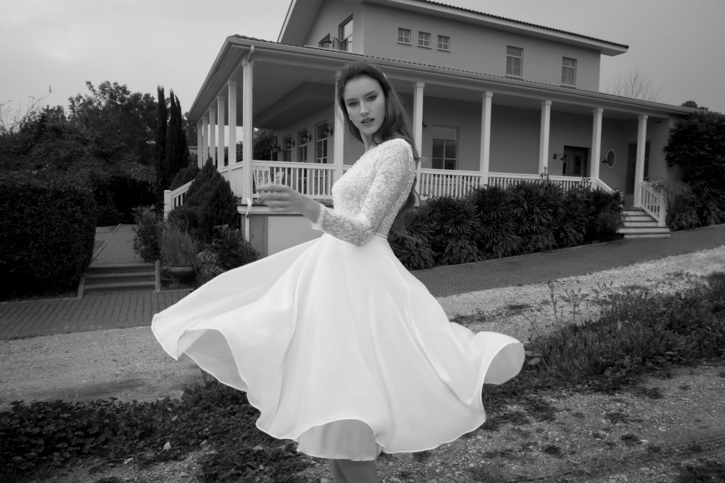 The Coordinated Bride Arava Polak 2016 collection 28