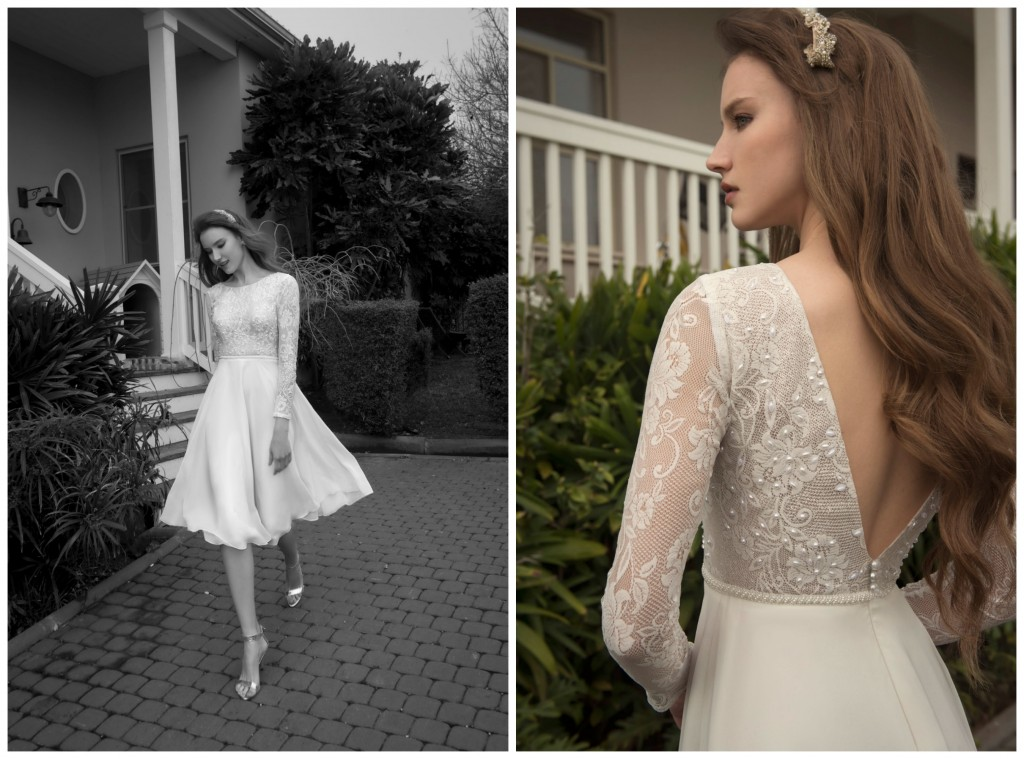 The Coordinated Bride Arava Polak 2016 collection 29