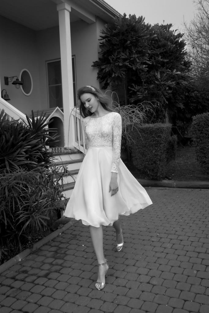 The Coordinated Bride Arava Polak 2016 collection 29