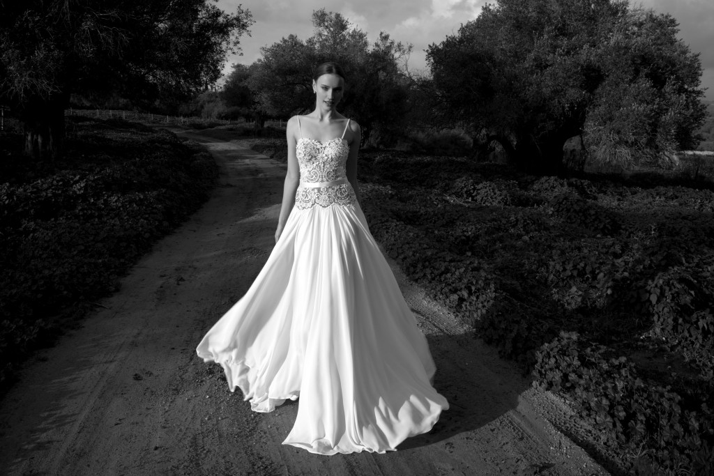 The Coordinated Bride Arava Polak 2016 collection 38