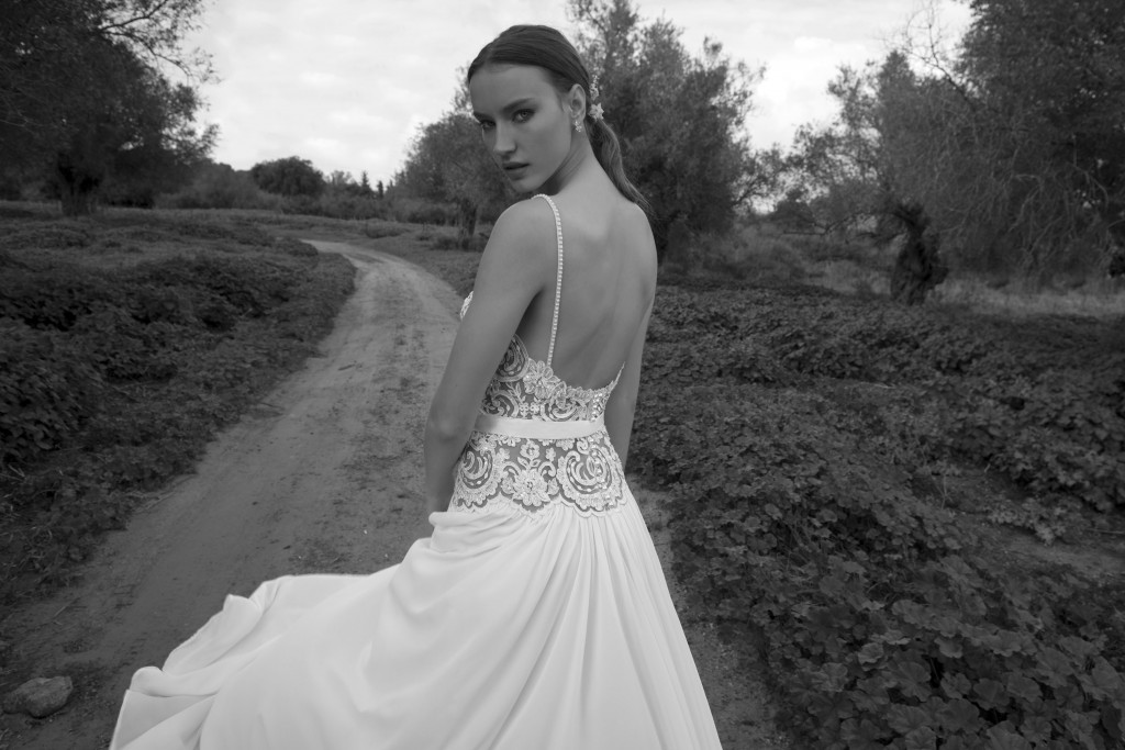 The Coordinated Bride Arava Polak 2016 collection 39