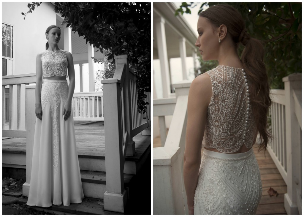 The Coordinated Bride Arava Polak 2016 collection 9