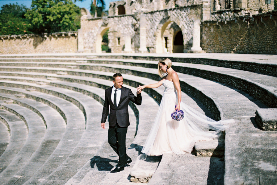 A Polish Fairytale Destination Wedding in Punta Cana