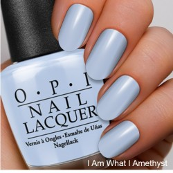 The Coordinated Bride OPI 2016 I Am What I Amethyst