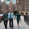 The Coordinated Bride Tenelle Fam Walk Car 2 copy