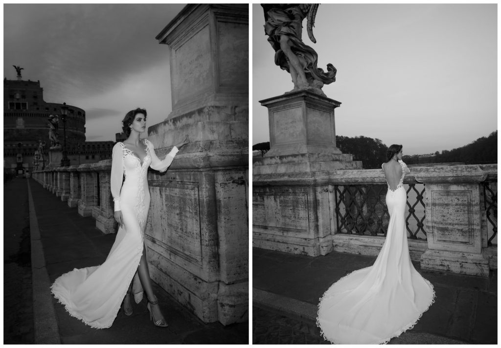 The Coordinated Bride and Julie Vino Roma Collection 1102- Sabina 1