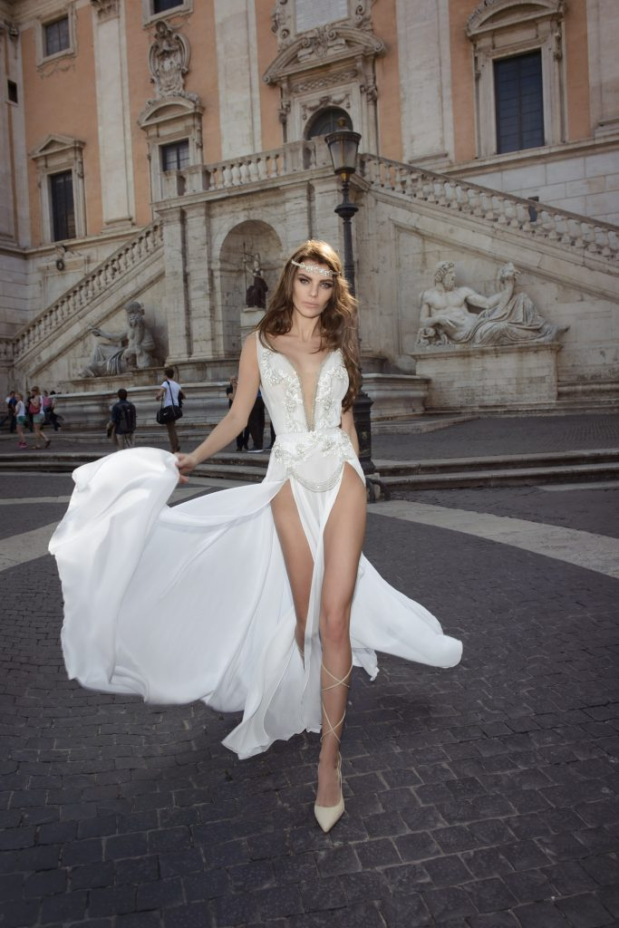 The Coordinated Bride and Julie Vino Roma Collection  1110 Florentina 1