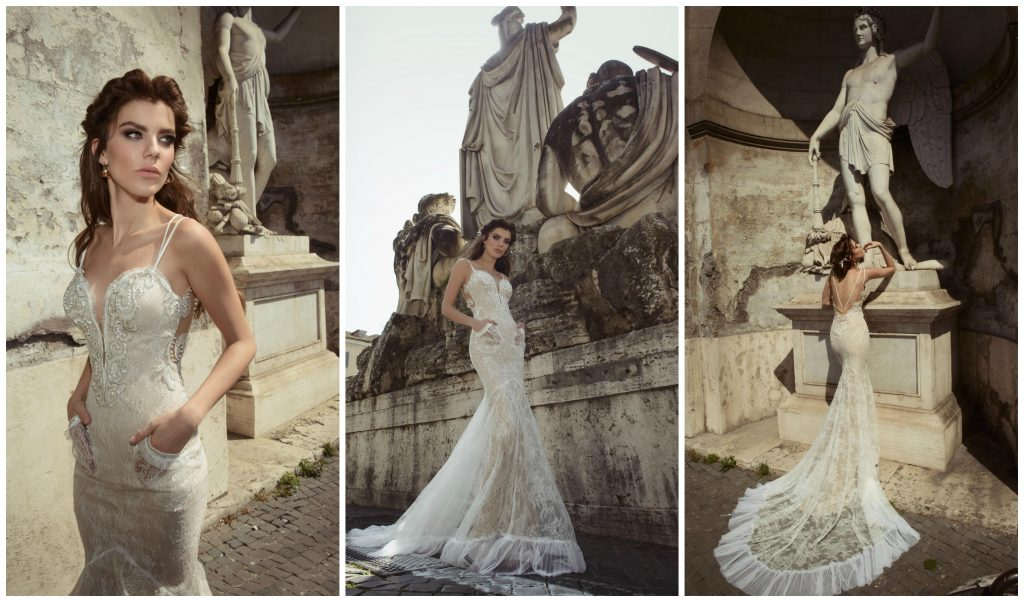 The Coordinated Bride and Julie Vino Roma Collection 1111 Augusta 1