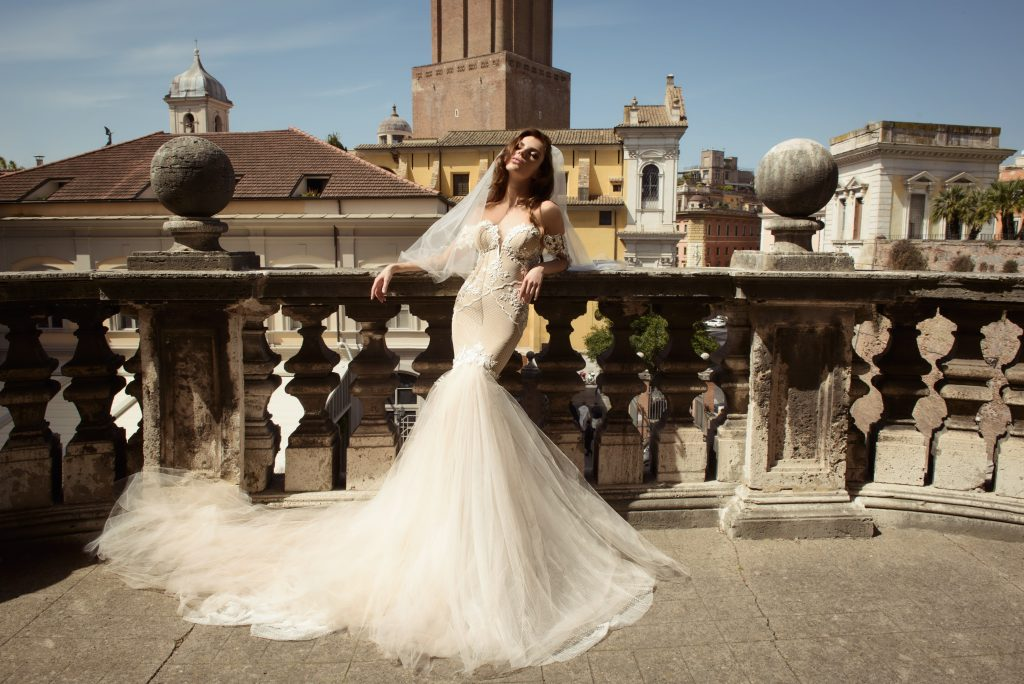 The Coordinated Bride and Julie Vino Roma Collection 1114 Camila 3