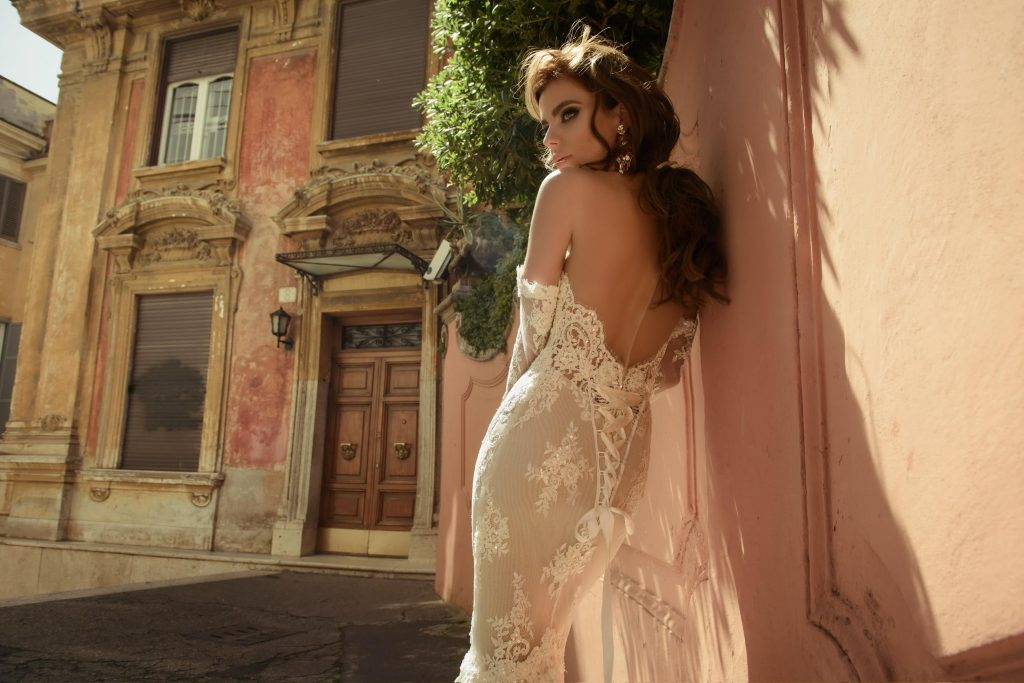 The Coordinated Bride and Julie Vino Roma Collection  1114 Camilla 2
