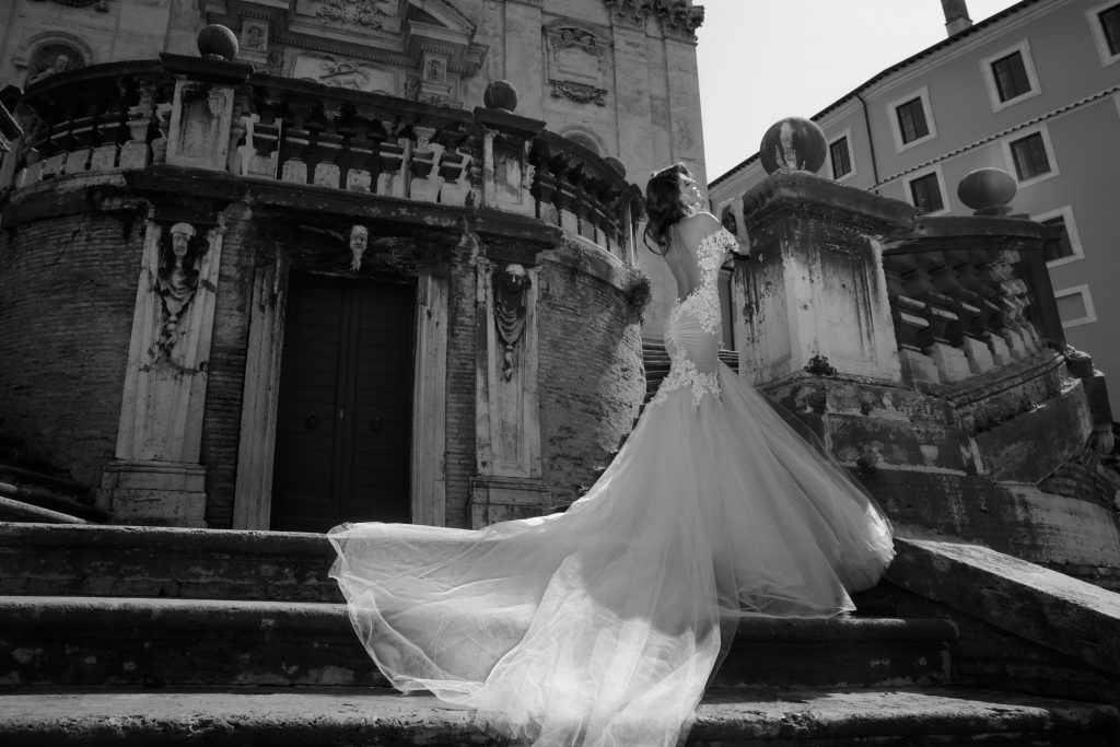 The Coordinated Bride and Julie Vino Roma Collection 12
