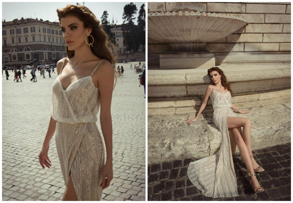 The Coordinated Bride and Julie Vino Roma Collection 28