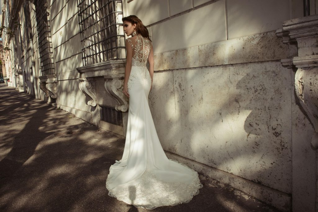 The Coordinated Bride and Julie Vino Roma Collection 32