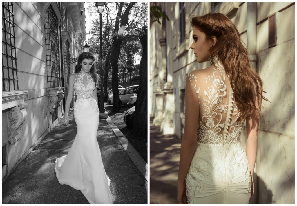 The Coordinated Bride and Julie Vino Roma Collection 33