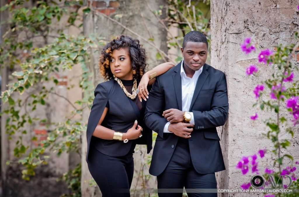 Elie & Prisca, A Flordia Engagement Session