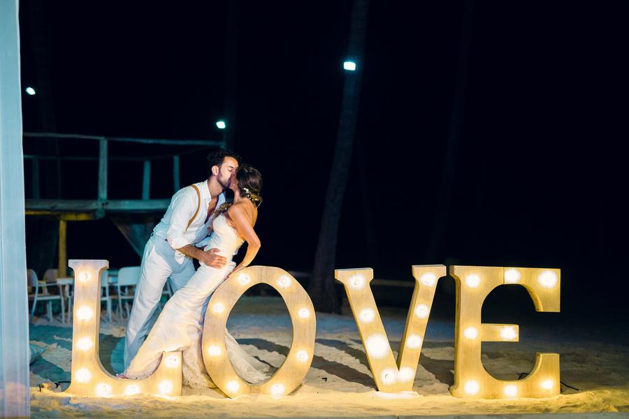 A Romantic SeaSide Destination Wedding in Punta Cana