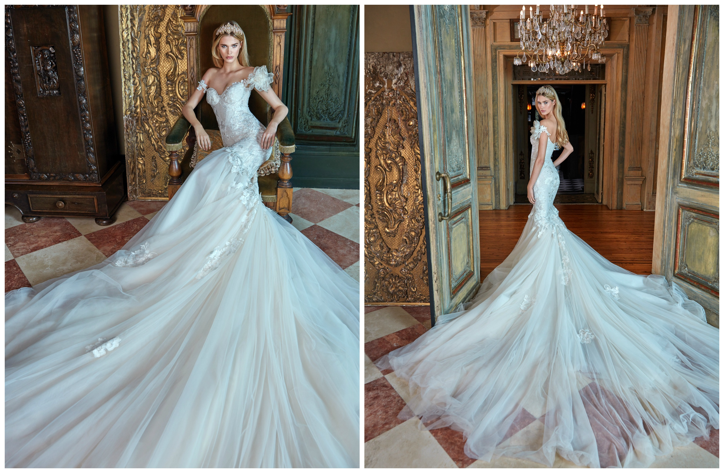 queen wedding dresses galia lahav le secret royal collection the coordinated 6933