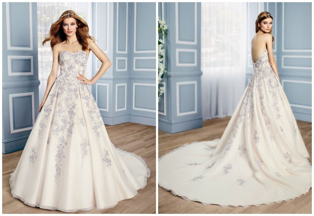 The Coordinated Bride Moonlight Couture H1311_A