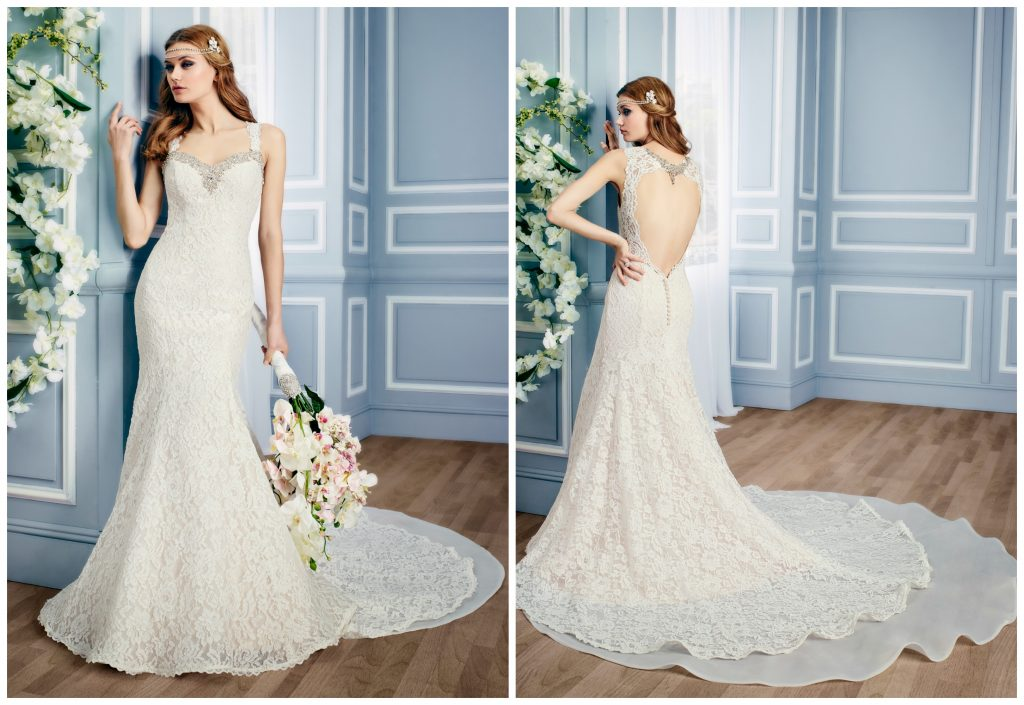 The Coordinated Bride Moonlight Couture H1313_A