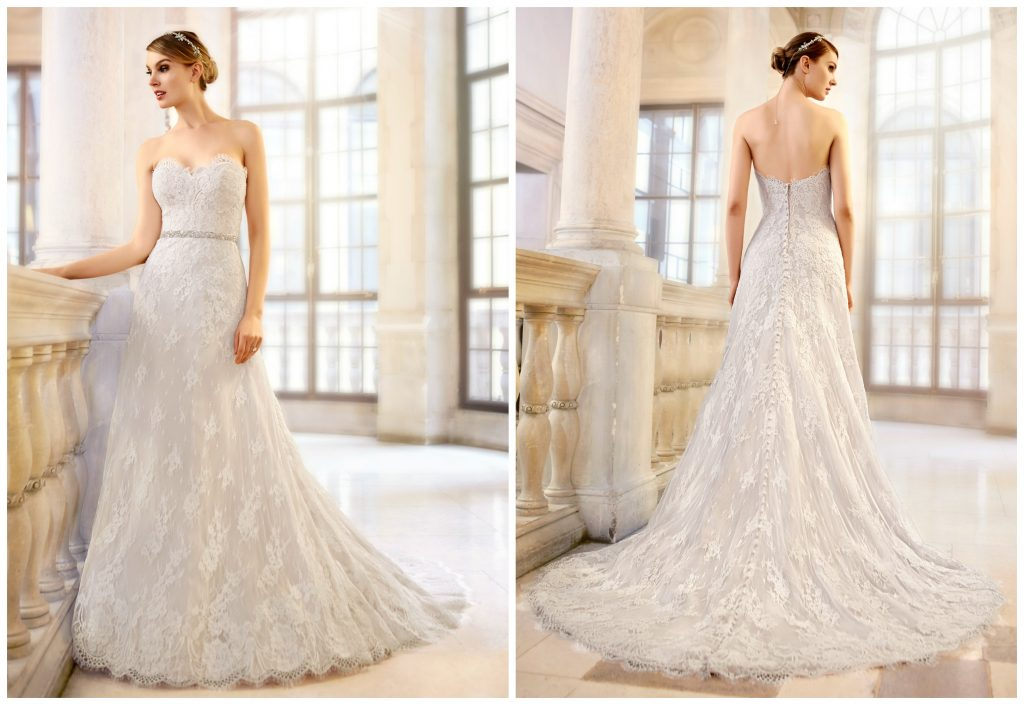 The Coordinated Bride Moonlight Couture H1314_A