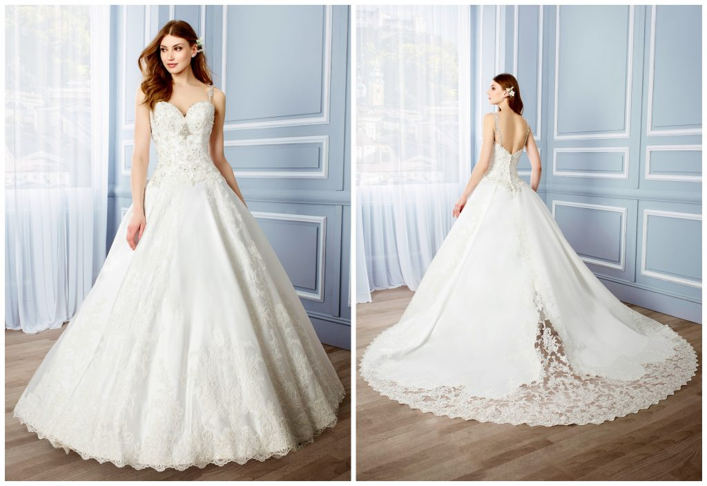 The Coordinated Bride Moonlight Couture H1316_A