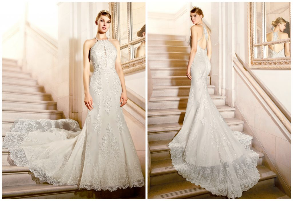 The Coordinated Bride Moonlight Couture H1317_A