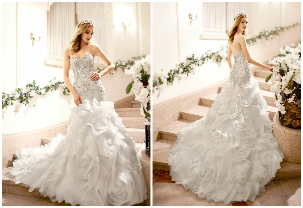 The Coordinated Bride Moonlight Couture H1318_A