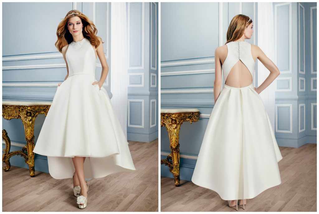 The Coordinated Bride Moonlight Tango T741_F