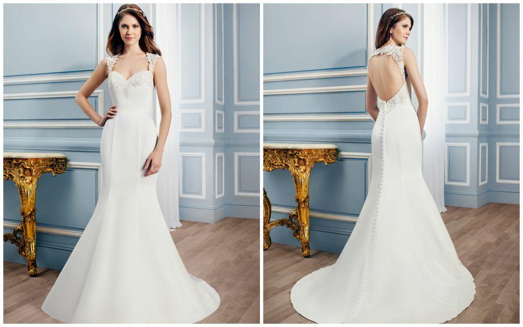 The Coordinated Bride Moonlight Tango T742_F
