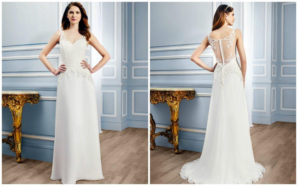 The Coordinated Bride Moonlight Tango T748_F