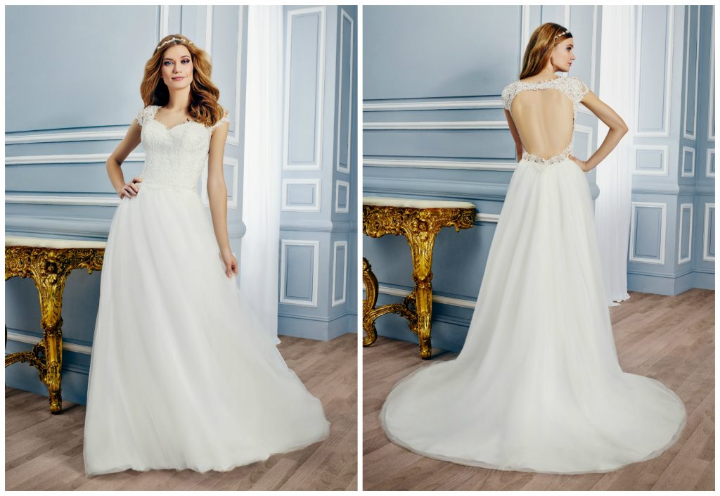 The Coordinated Bride Moonlight Tango T753_F