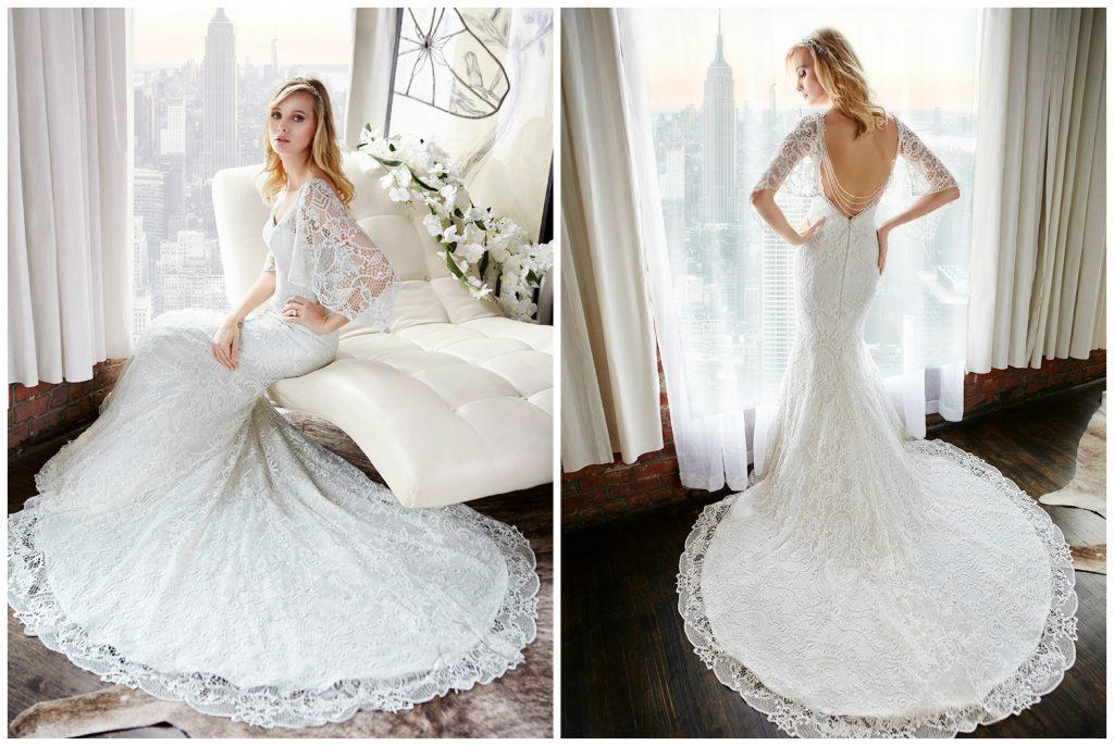 The Coordinated Bride Val Stefani 2 D8115_CB