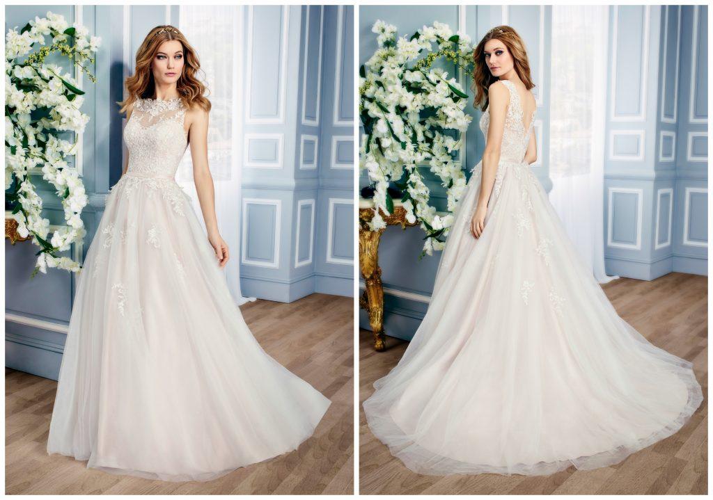 The Coordinated Bride Val Stefani J6431_A
