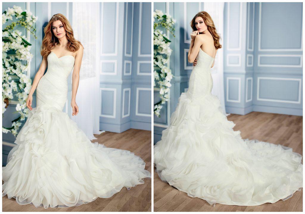 The Coordinated Bride Val Stefani J6434_A