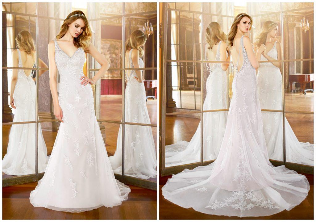 The Coordinated Bride Val Stefani J6435_A