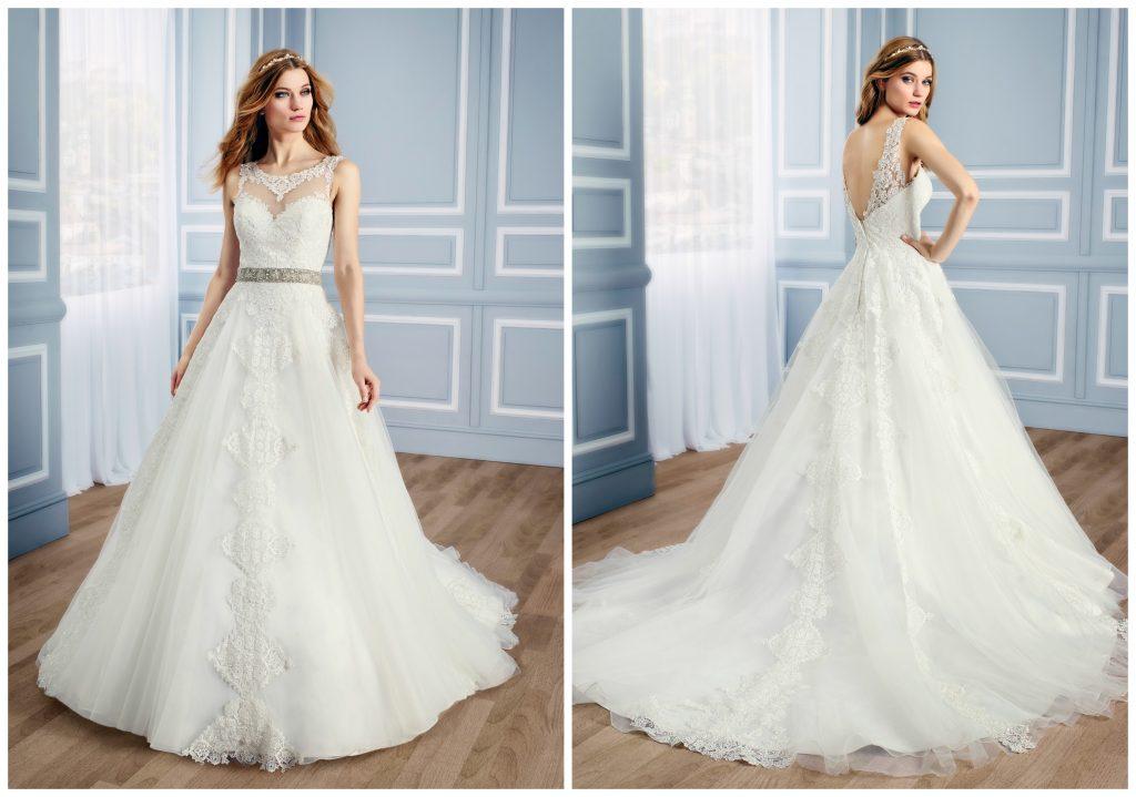 The Coordinated Bride Val Stefani J6437_A