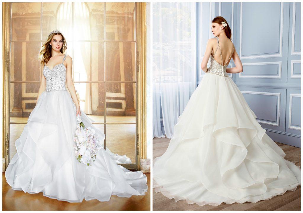 The Coordinated Bride Val Stefani J6439_A
