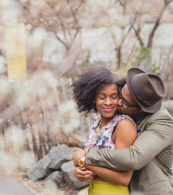 A Brooklyn Engagement Session, Syreena and David
