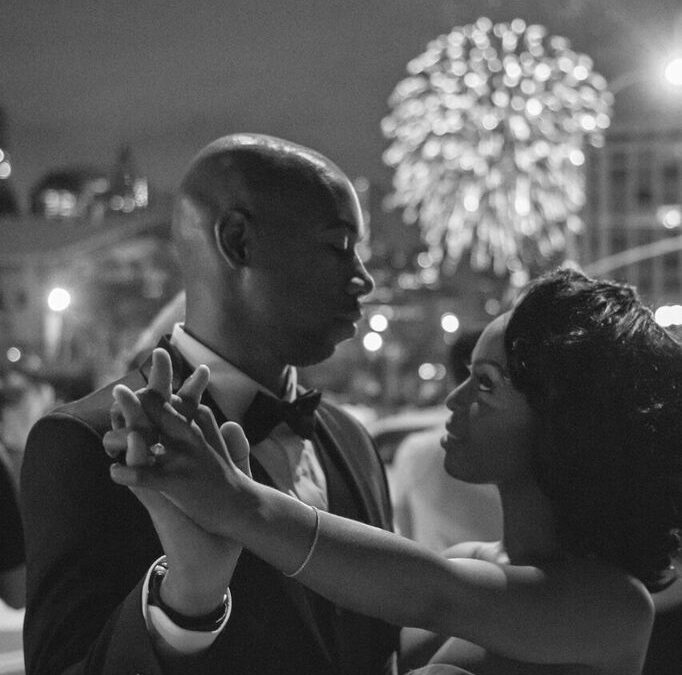 A New York City Engagement Shoot, Arica and Lyle