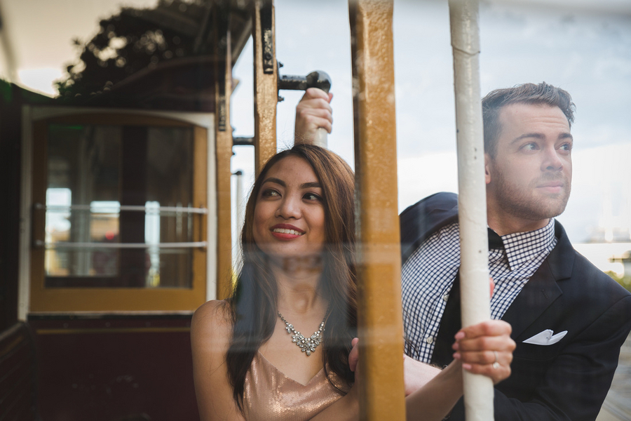 A San Francisco Engagement Session, Garcia & Boggs
